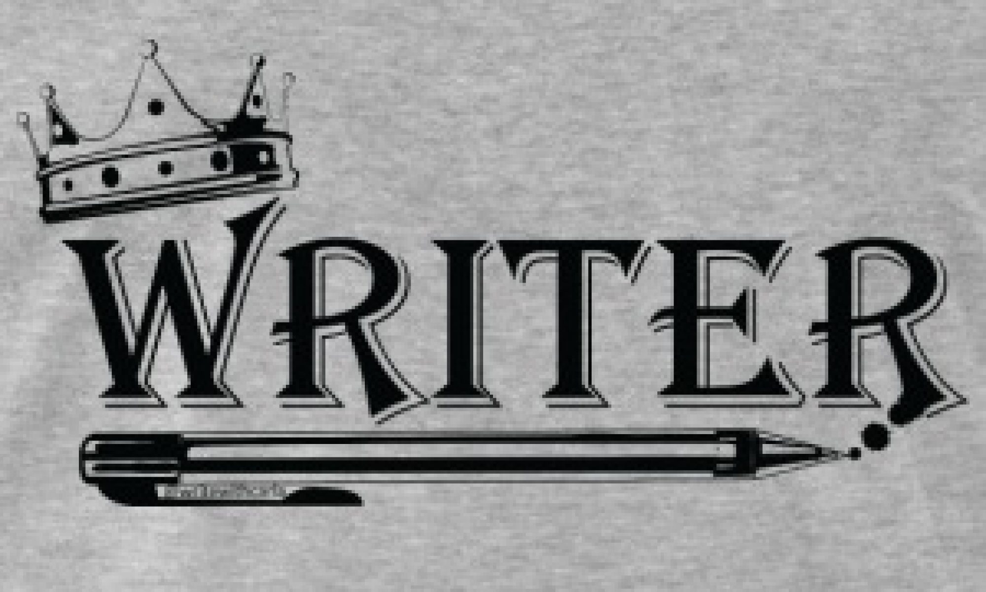 Crown the writer